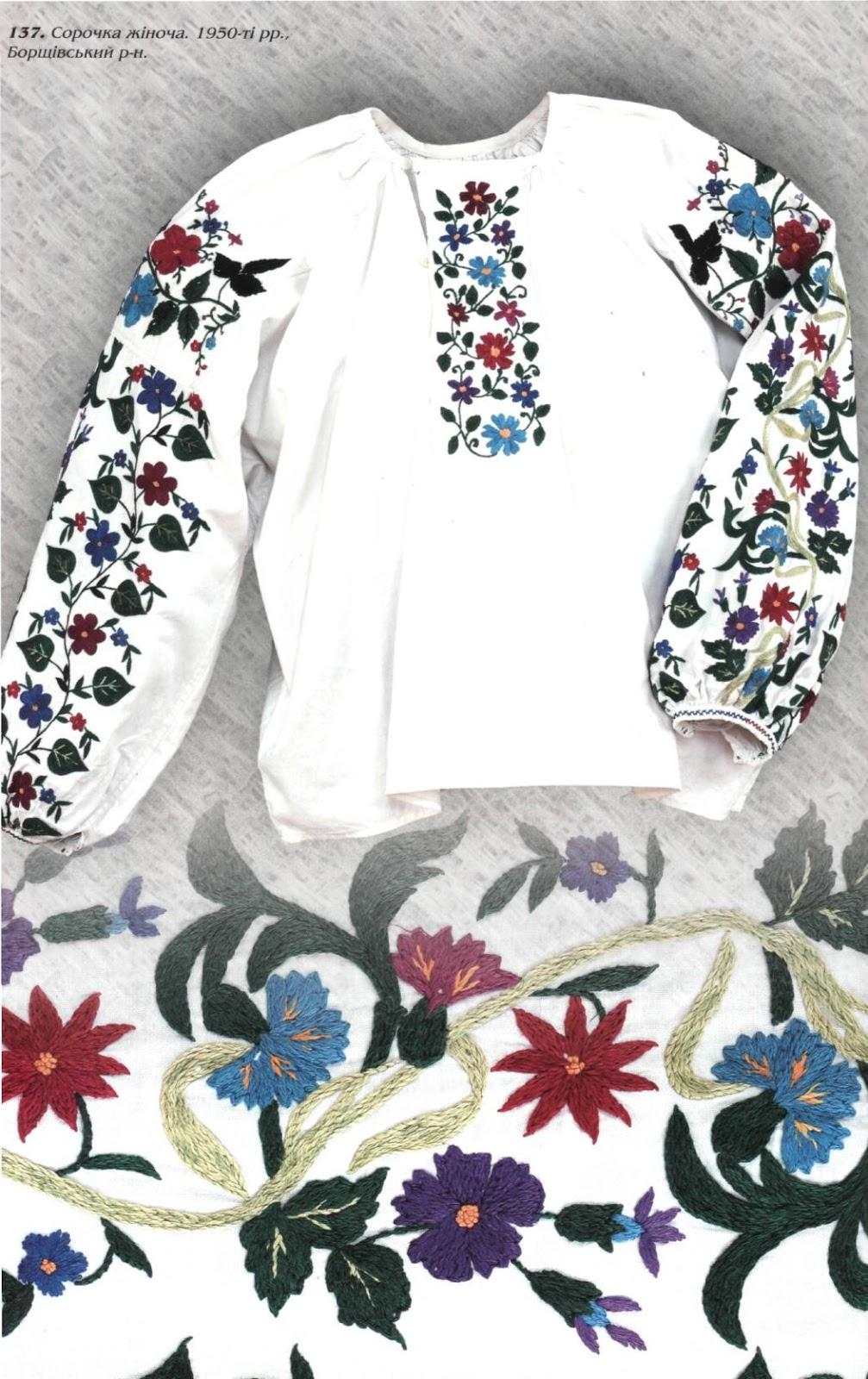 Дослідниця борщівської сорочки за власні кошти зібрала велику колекцію  унікальних вишитих святкових жіночих та чоловічих сорочок чи не з кожного  села ... e5e19a84aae92