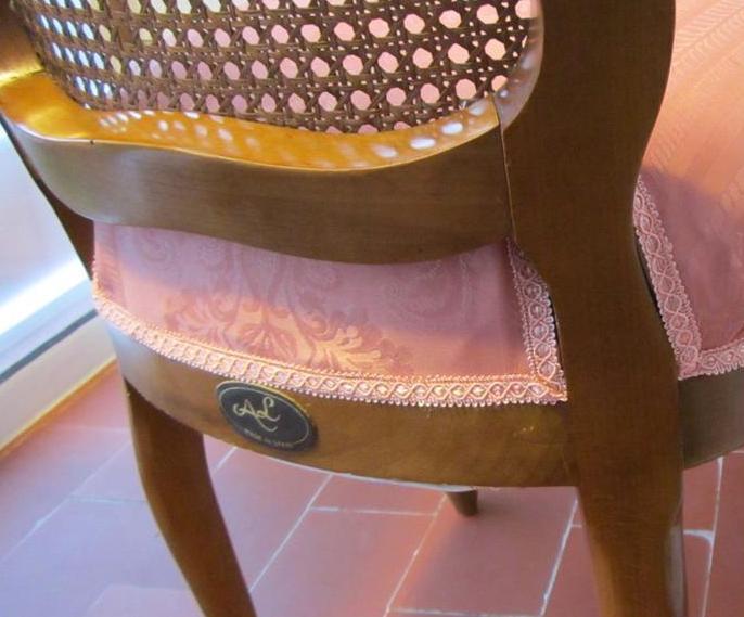 Dulces pilukas probando cosas nuevas restaurar una silla - Grapas para tapizar ...