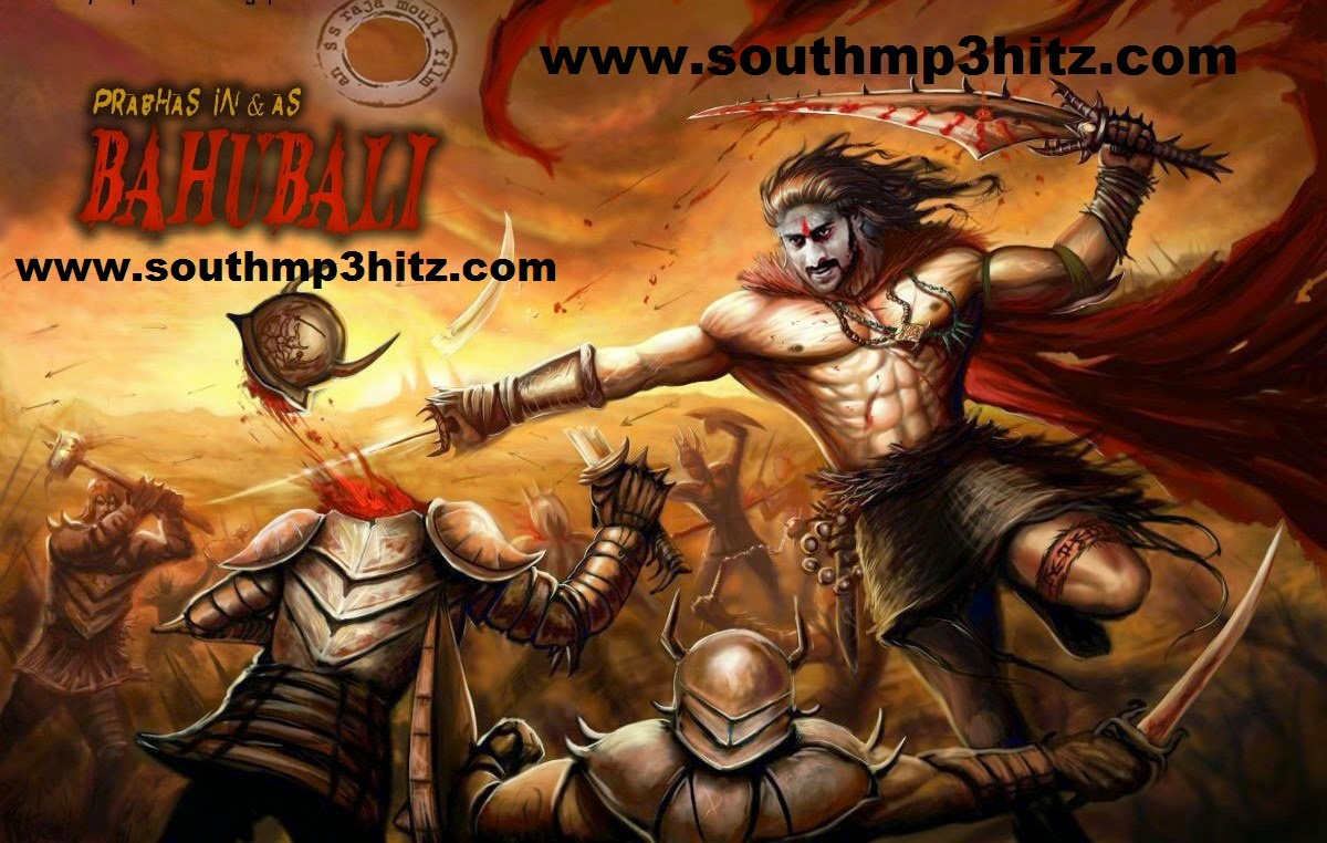 Southmp3hits: Prabhas In Bahubali Hd Wallpapers