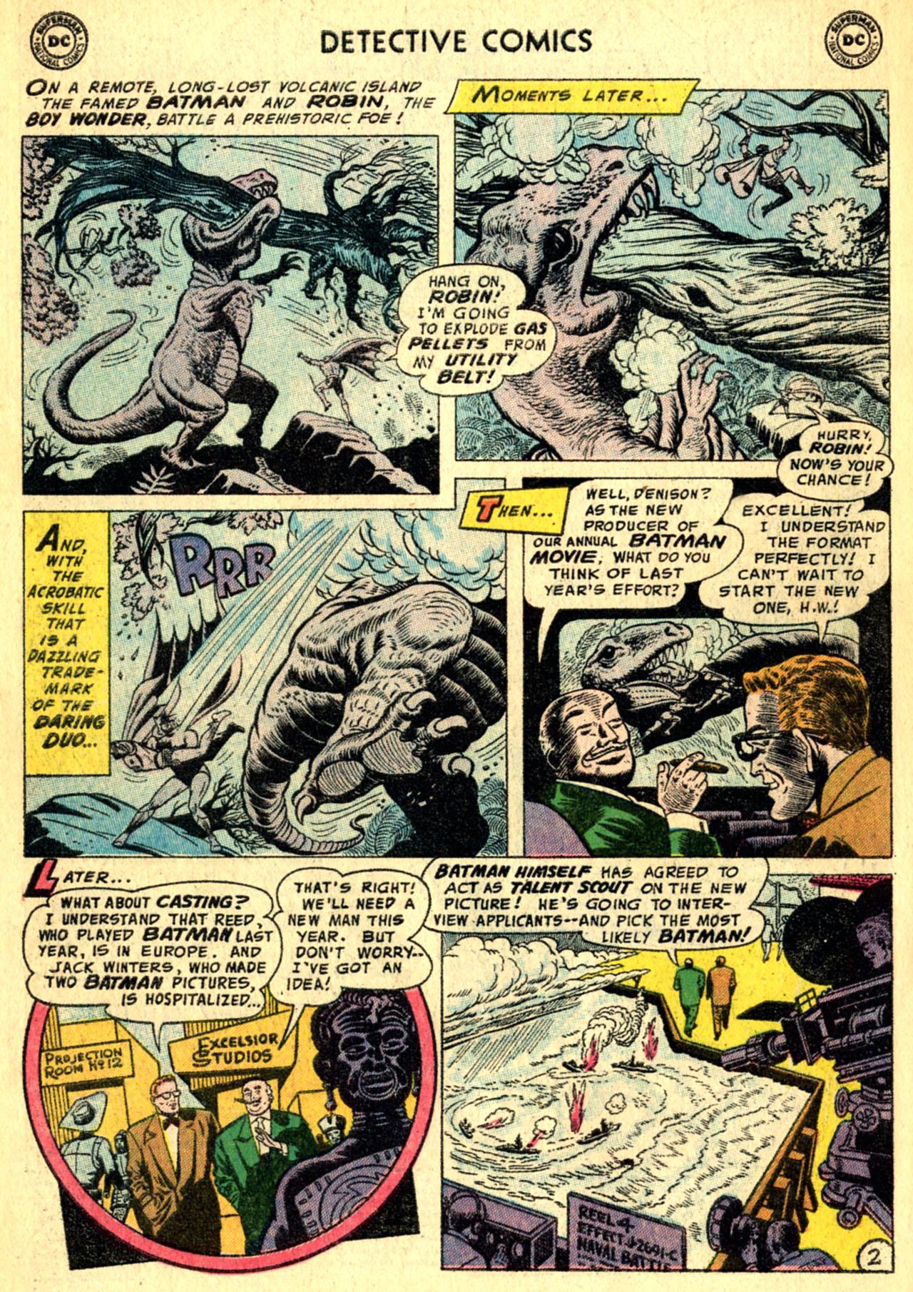 Detective Comics (1937) 232 Page 3
