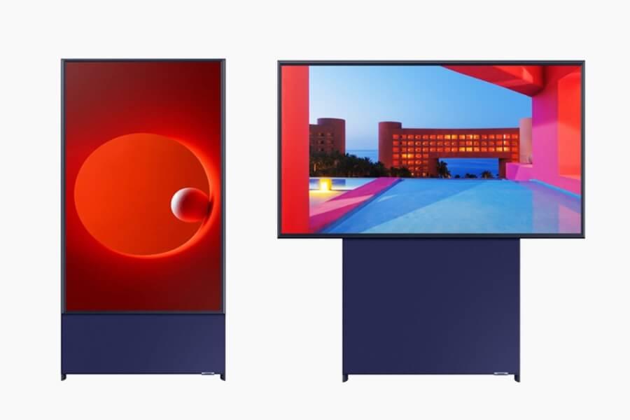 Samsung Sero, TV untuk menonton video dari smartphone