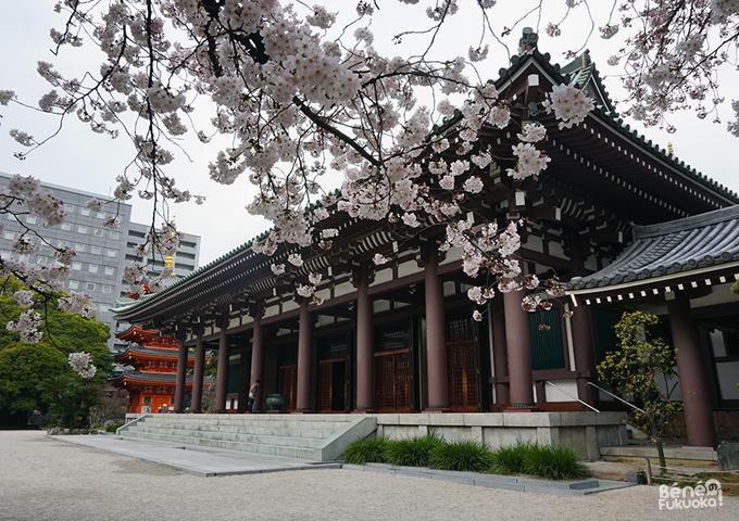 東長寺、福岡