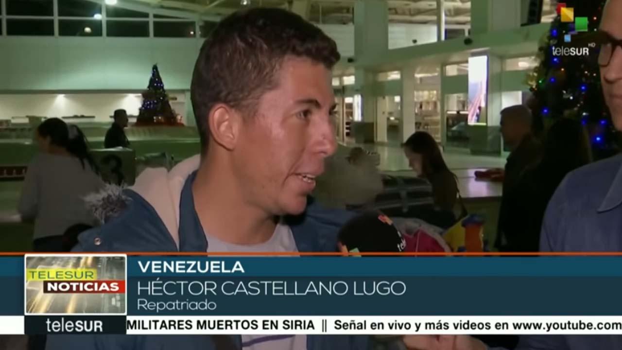 Regresan a Venezuela 70 migrantes desde Colombia