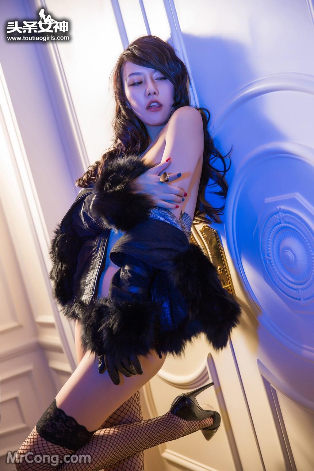 Image MrCong.com-TouTiao-2016-12-26-Dan-Dan-019 in post TouTiao 2016-12-26: Người mẫu Dan Dan (丹丹) (33 ảnh)