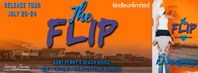 Release Tour: The Flip by K.L. Montgomery