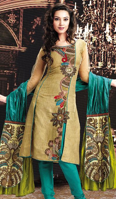 Fancy Latest Dresses Kurta Lehenga Party Wear Salwar Kameez