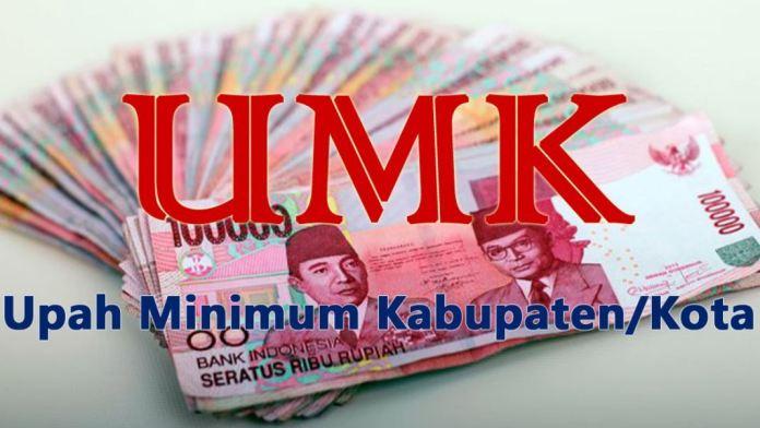 Ini Besaran Upah Minimum untuk Lampung Barat
