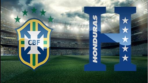 Brazil U23 vs Honduras U23