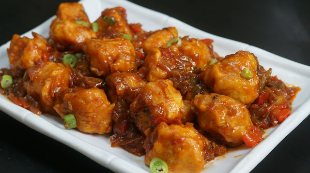 Egg Manchurian is an roughly other delicious recipe made past times steaming the eggs too and hence deep child Egg Manchurian Recipe