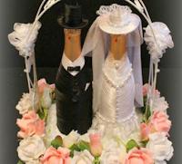 Подарки на свадьбу: идеи, советы, мастер-классы