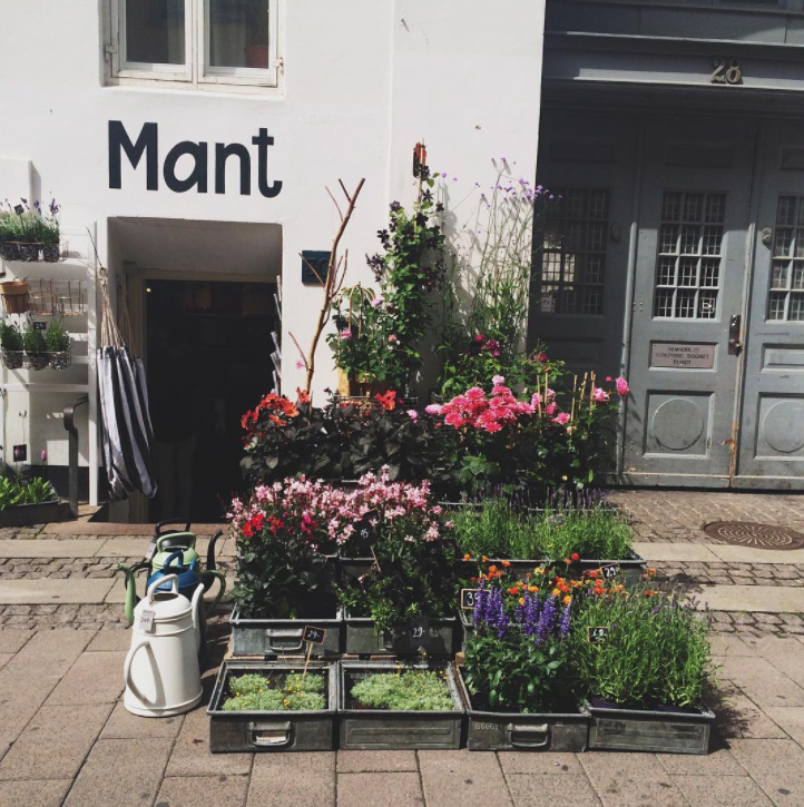 flower shop in cophenhagen