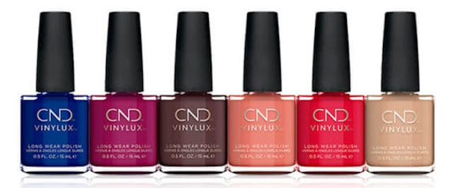 CND Wild Earth Vinylux Collection - with swatches!