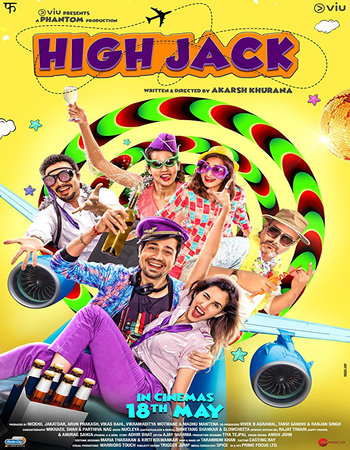 High Jack (2018) Hindi pDVDRip