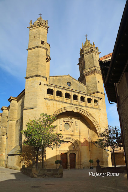 Iglesia de San Andrés, Elciego, Álava