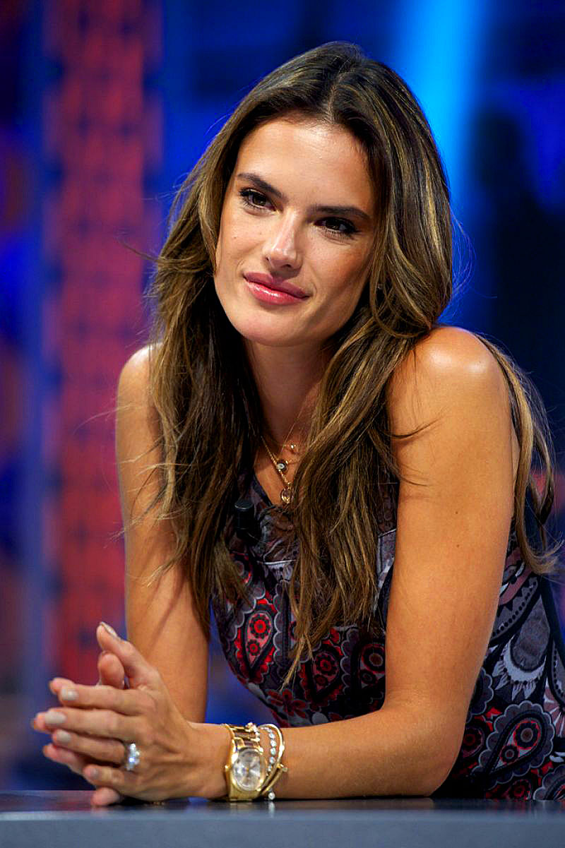 Welcome to RolexMagazine.com...Home of Jake's Rolex World ... Alessandra Ambrosio
