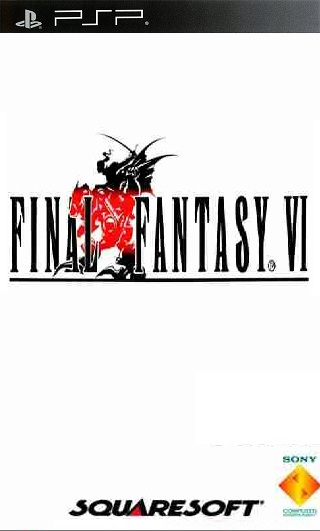 Best PSP games download: Final Fantasy VI (psx-psp)