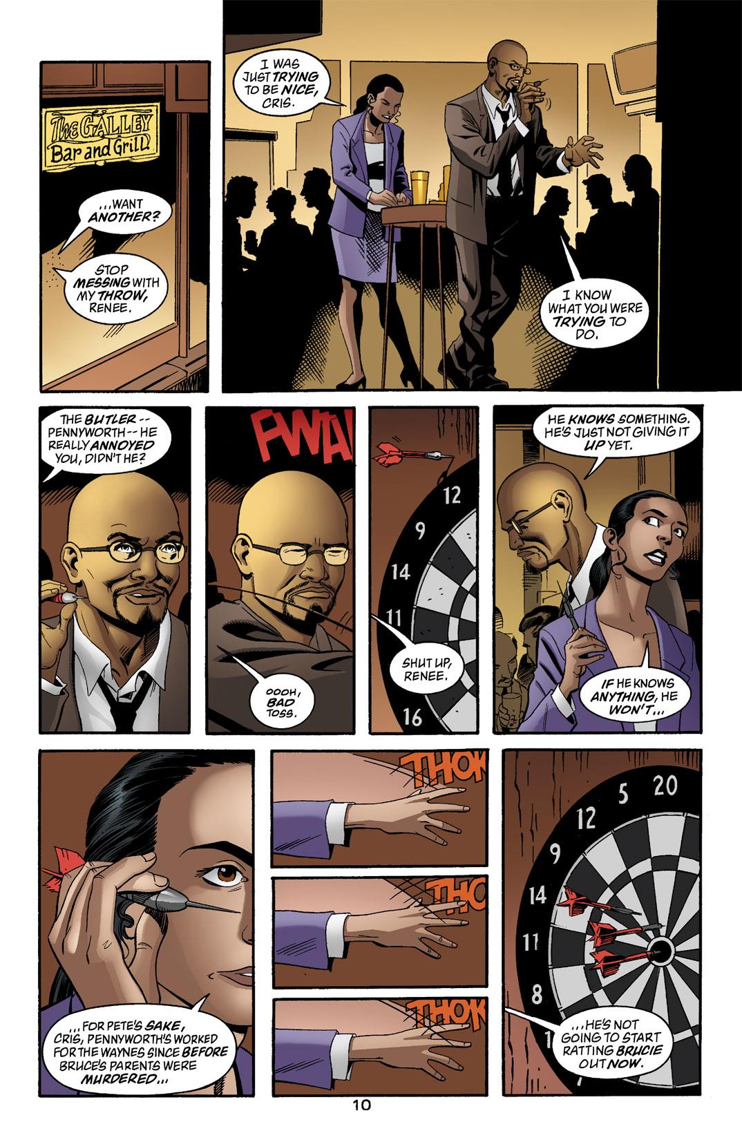 Detective Comics (1937) 770 Page 10