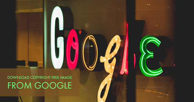 How to download copyright free images from Google Image