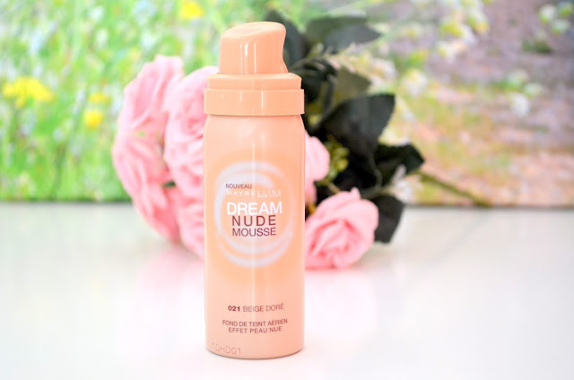 fond de teint - Gemey Maybelline - produit de maquillage - teint - maquillage