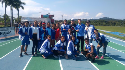 Atletismo de Registro-SP faz bonito na fase regional dos Jogos Abertos da Juventude
