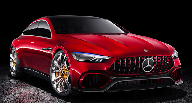 2019 Mercedes-AMG GT4 Review