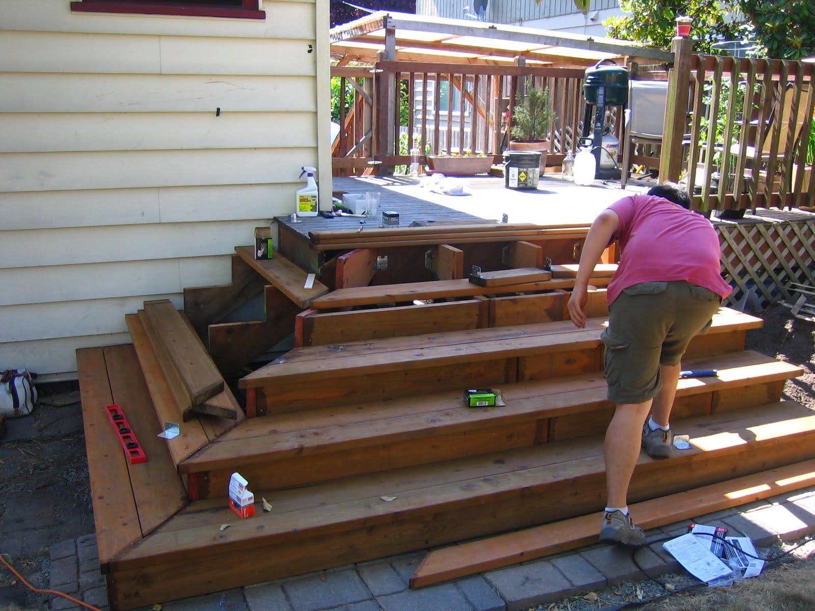 Ballerina Breath That Quote Is Silly Let S Just Do It   Making Steps For Decking