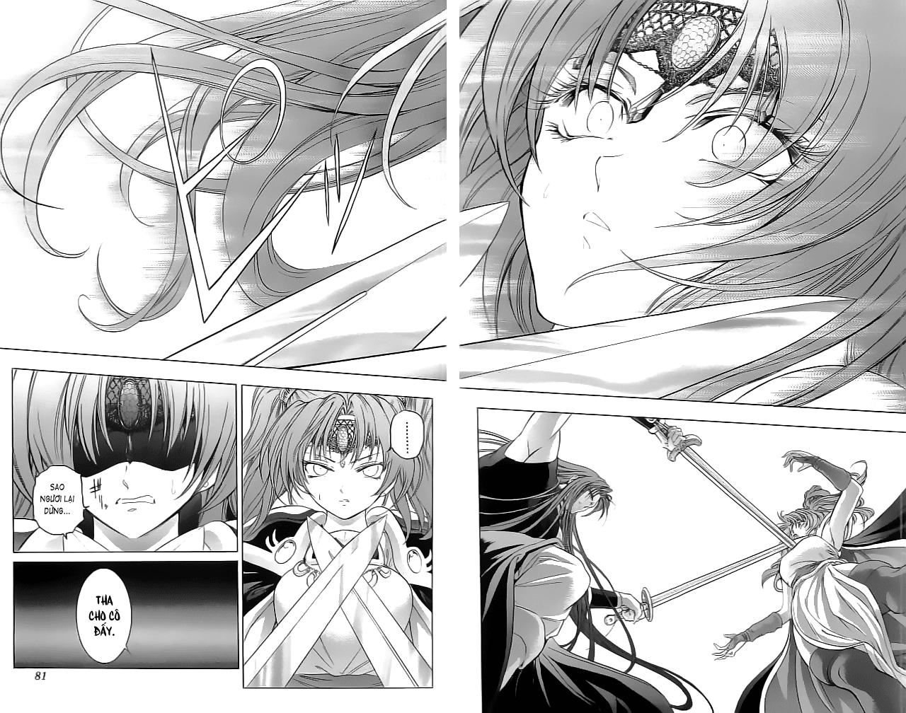 Fire Emblem - Hasha no Tsurugi chap 030 trang 33