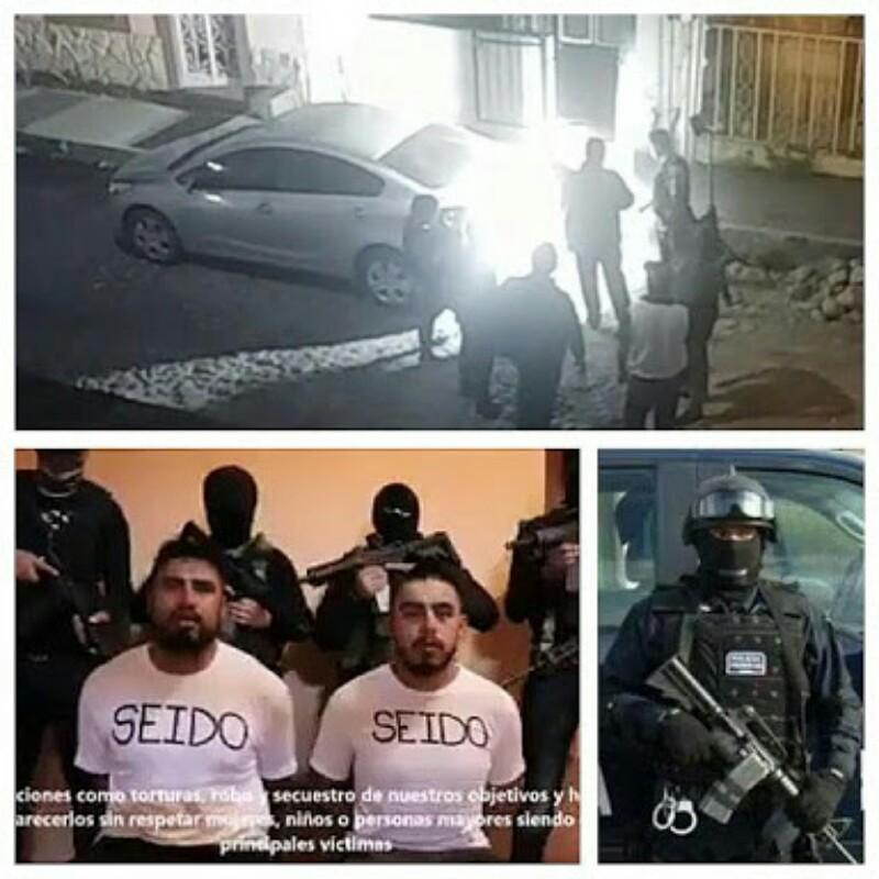 """OPERACION VALLARTA"": ASI DEVOLVIÓ la PGR el GOLPE al C.J.N.G por ASESINARLE a 2 AGENTES FEDERALES.."