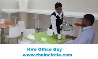 Hire Office Boy