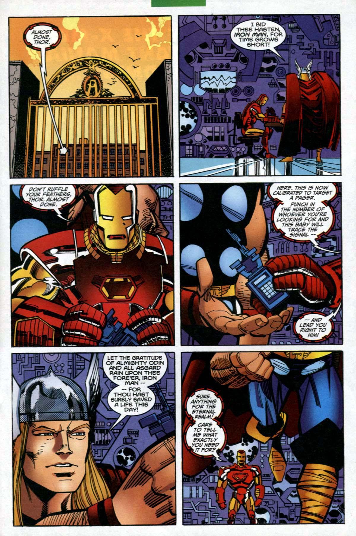 Thor (1998) Issue #27 #28 - English 12