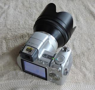 Jual Kamera Prosumer Sony DSC H7