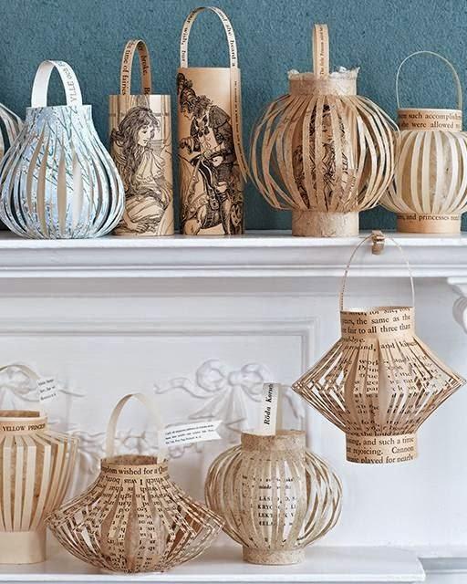 Lanterne Di Carta Fai Da Te Plus Deco Interior Design Blog