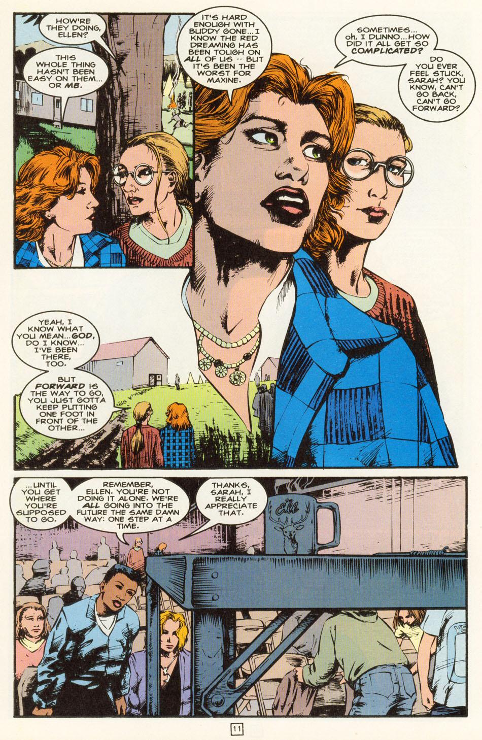 Read online Animal Man (1988) comic -  Issue #81 - 12