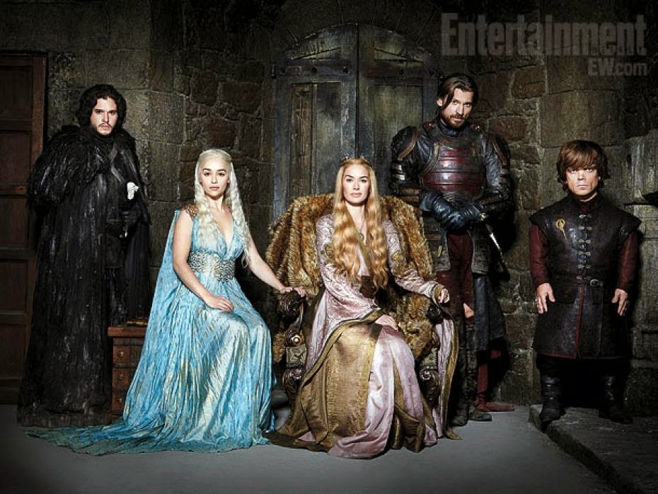 lannister targaryen game of thrones saison 4 enfin la!