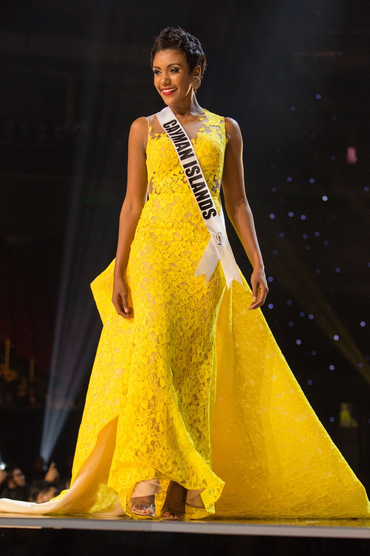 Sashes And Tiaras65th Miss Universe Preliminary Competition