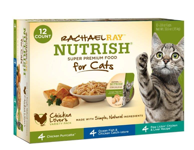 Nutrish Cat Food Makes My Cat Sick