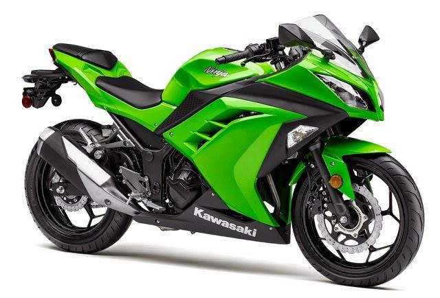 Spesifikasi dan Harga Kawasaki Ninja 300 SE