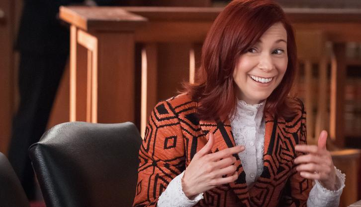 The Good Fight - Carrie Preston Returning in The Good Wife Spinoff