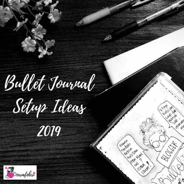 PANDUAN LENGKAP BULLET JOURNAL INDONESIA 2019