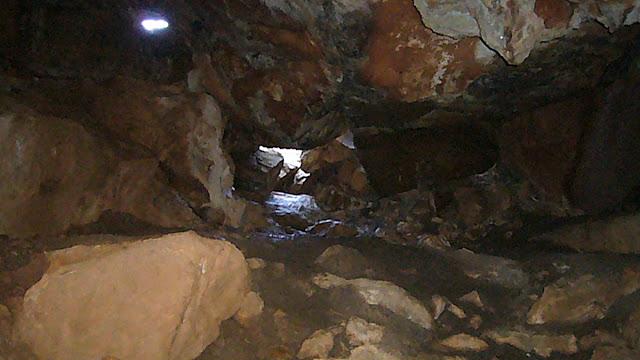 Cova dels Lladres en la Calderona