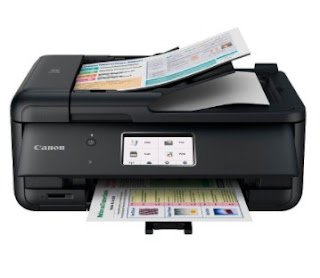 Canon PIXMA TR8540 Driver and Manual Download
