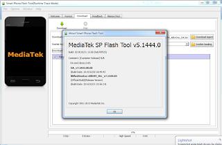SP Flash Tool v.5.1444.00.000