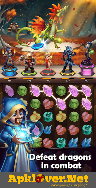 Dragons & Diamonds MOD APK unlimited money
