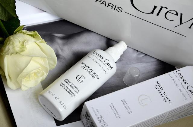E_katerina: Спрей для укладки с экстрактами водорослей и цветов Leonor Greyl Curl Enhancer Styling Spray