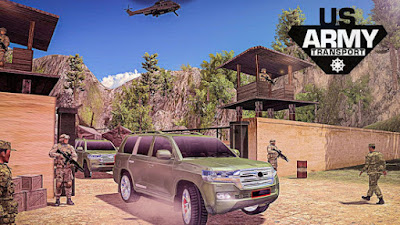 US Army Car Transport: Cruise Ship Simulator Games Mod APK