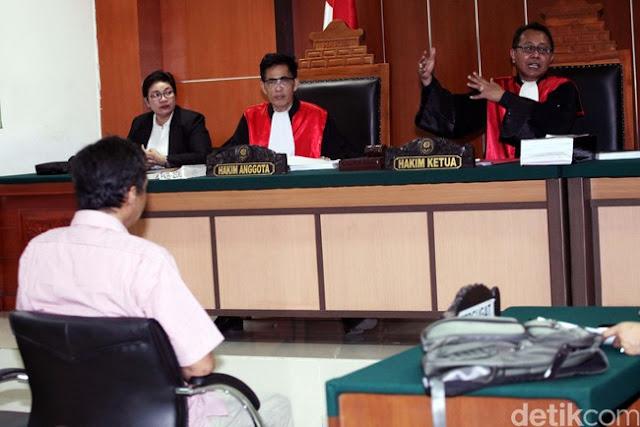 Mantan Direktur Humas BP Batam Diduga Dengan Bergabung ISIS Didakwa Kasus Terorisme