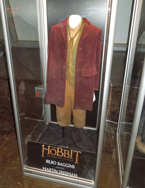 Martin Freeman Hobbit 2 Bilbo Baggins costume