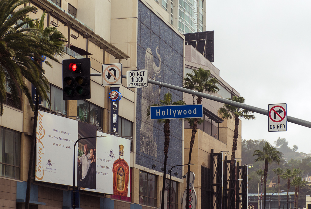 hollywood images in los angeles california