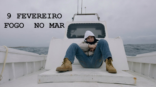 Fogo no Mar - Fuocoammare (2016) de Gianfranco Rosi