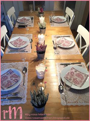 Stampin' Up! rosa Mädchen Kulmbach: Teamtreffen bei Moni in Coburg mit Weihnachtsbilderrahmen als Swap